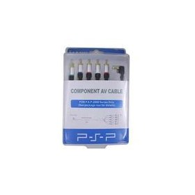 Sony Component av cable (PSP slim only)