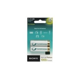 SONY Cycle Energy AA 2100mAh Ni-Mh